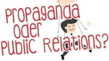 Propaganda oder Public Relations? 5 IDEEN von Edward Bernays über Manipulation und Marketing