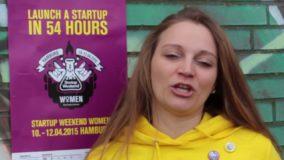 Startup Weekend Women Hamburg 2015