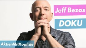 Jeff Bezos Doku - Amazon Gründer, Investor & Multimilliardär