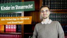 Kinder im Steuerrecht - Steuertipps und Grundwissen!