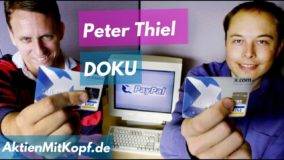 Peter Thiel - Investment Milliardär Doku 2017 (Deutsch)