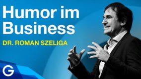Spaß bei der Arbeit: So wirst du erfolgreich // Dr. Roman Szeliga