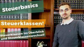Steuerklassen in Deutschland!