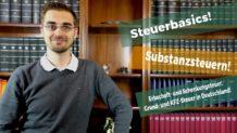Substanzsteuern in Deutschland, welche gibt es?